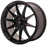 Japan Racing JR11 Flat Black - 18x8.5 ET40 5x114.3/5x112 Llantas de aleación (Competición)