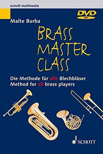 Brass Master Class - Die Methode für alle Blechbläser