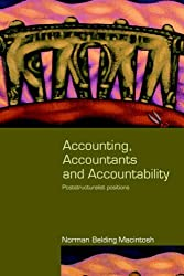 Accounting, Accountants and Accountability (Routledge Studies in Accounting)