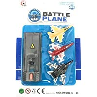 Sky Solution War Fighter Battle Planes Set for Kids -Pack of 3 (Multicolour)