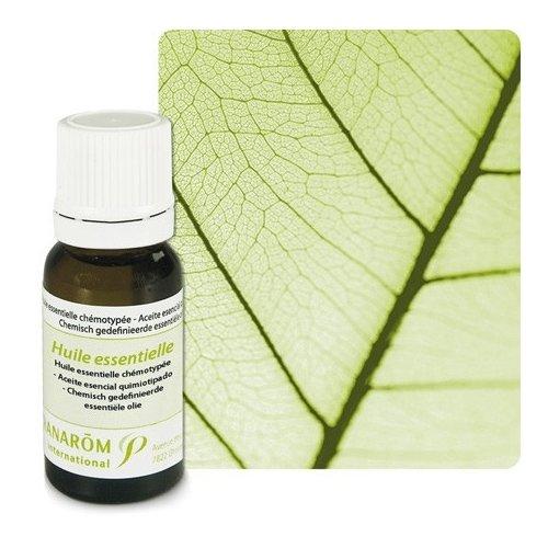 Pranarom - Huile essentielle muscadier ou noix de muscade - 10 ml huile essentielle...
