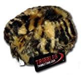 STAR TREK ELECTRONIC INTERACTIVE TRIBBLE - Tiger Camouflage - Large Size