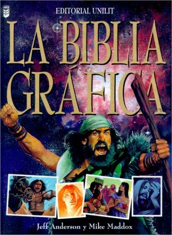 Biblia Grafica-RV 1960 / Lions Graphic Bible-RV 1960 por Jeff Anderson