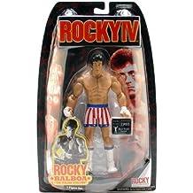 """ROCKY BALBOA """"USA FIGHT GEAR"""" JAKKS ROCKY SERIES 4 FIGURE by Jakks"""