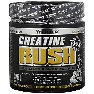 Weider Creatine Rush, 375 g