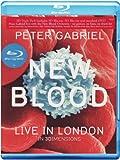 3D New Blood Live In London [Blu-ray] + [Bonus version 3D] [Combo Blu-ray 3D + Blu-ray + DVD]