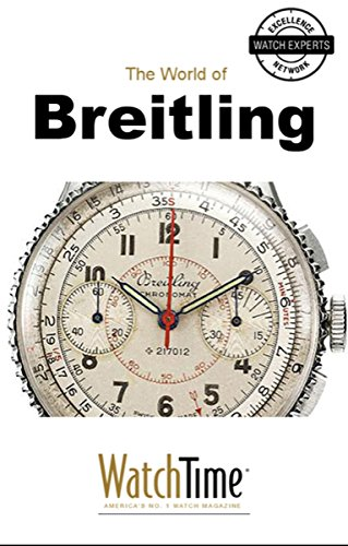 5-milestone-breitling-watches-from-1915-to-today-guidebook-for-luxury-watches-english-edition