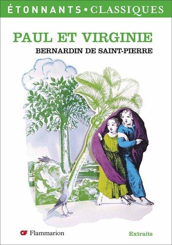 Paul et Virginie par Bernardin de Saint-P