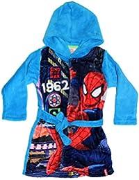 Marvel Spiderman Bademantel Nachtwäsche Alter