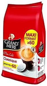 GRAND MERE Classique 60 dosettes souples - Lot de 3 (180 dosettes)