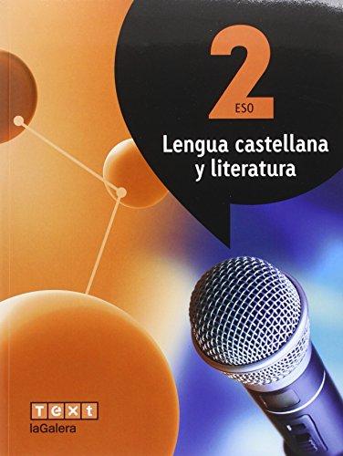 Lengua castellana y literatura 2 ESO Atòmium - 9788441223011
