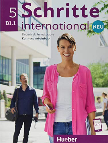 Schritte international. Neu. Deutsch als Fremdsprache. Per le Scuole superiori. Con e-book. Con espansione online. Con CD-Audio: SCHRITTE INT.NEU 5 KB+AB+CD-Audio