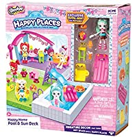 Happy Places  Shopkins Pool Playset