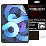 TECHGEAR 2 Pack iPad Air 4, 4e Generatie Anti Glare Screen Protectors, MATTE Screen Protector Guard Cover Ontworpen Voor iPad Air 10.9 inch 2020
