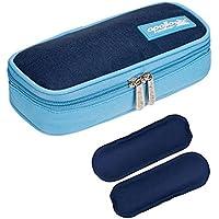 ONEGenug Diabetikertasche Kühltasche Insulin Tasche für Diabetes Spritzen,Insulininjektion und Medikamente 20x4x9cm preisvergleich bei billige-tabletten.eu