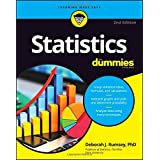 Statistics For Dummies by Deborah J. Rumsey (2016-06-07)