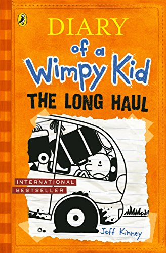 The Long Haul (Diary of a Wimpy Kid book 9) (English Edition)