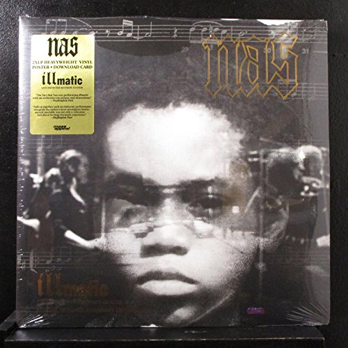 Illmatic Live From The Kennedy Center (Nas-live)