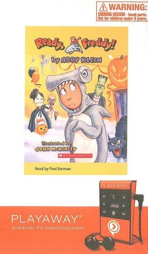 oming/Halloween Fraidy-Cat [With Headphones] (Ready, Freddy! (Playaway)) ()