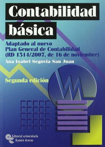 Descargar Libro Contabilidad Básica (Manuales) de Ana Isabel Segovia San Juan