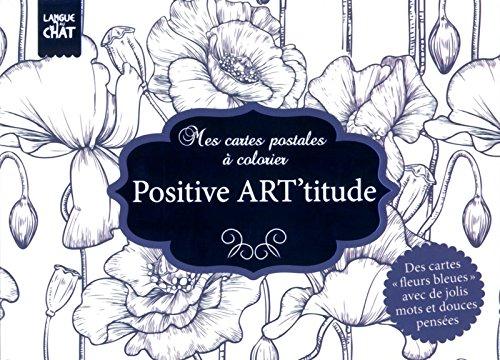 Fleurs bleues - Positive ART'titude