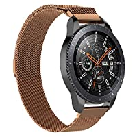 ieLive Compatible Samsung Galaxy Watch (46mm) Bands,22mm Milanese Strap Replacement Band Compatible Samsung Galaxy Watch (46mm) SM-R800/SM-R805