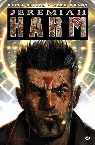 Jeremiah Harm par Keith Giffen