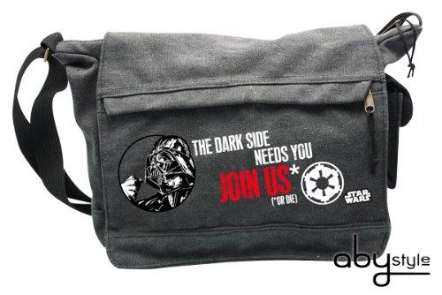 ABYstyle ABYBAG023 Star Wars Vader Join Us Umhängetasche, 25 Liter, Mehrfarbig Preisvergleich