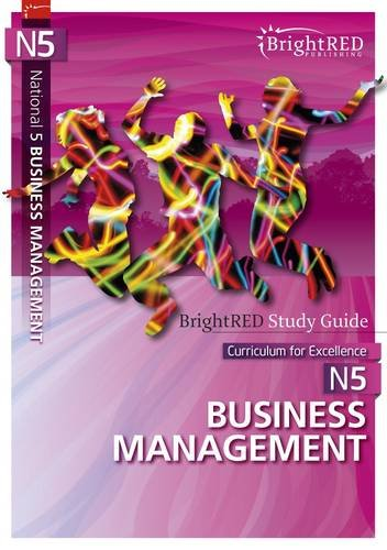 Image of National 5 Business Management (BrightRED Study Guides)
