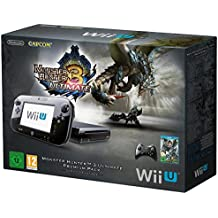 Console Nintendo Wii U 32 Go noire - 'Monster Hunter 3 - Ultimate' premium pack