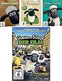 Shaun das Schaf - TV-Serie (Box 1+2+3) + Kinofilm im Set - Deutsche Originalware [14 DVDs]