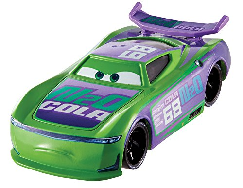 Disney Cars 3 Die-Cast Vehicle H.J. Hollis Englisch Version Hj H H