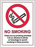"""Vsafety 57035 an-r""""no fumar/estos son"""
