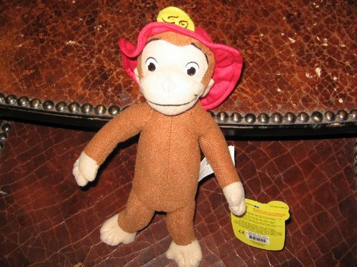 Red Hat 9 Plush by Curious George ()