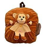 Funtastik Brown Monkey Design Premium Qu...