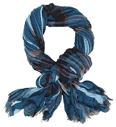 513dc4989737 Écharpes foulard d homme élégant et tendance de la dernière collection by Ella  Jonte Casual