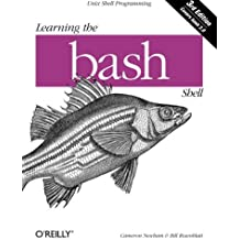 Learning the Bash Shell 3e