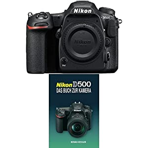 Nikon-D500-Digitale-Spiegelreflexkamera-209-Megapixel-8-cm-32-Zoll-LCD-Touchmonitor-4K-UHD-Video-WiFi-Kit-inkl-Nikkor-AF-S-DX-16-80mm-128-4-E-VR-ED-Objektiv
