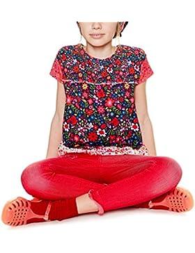 [Sponsorizzato]Desigual Bambina T-Shirt Alabama 18SGTKA9
