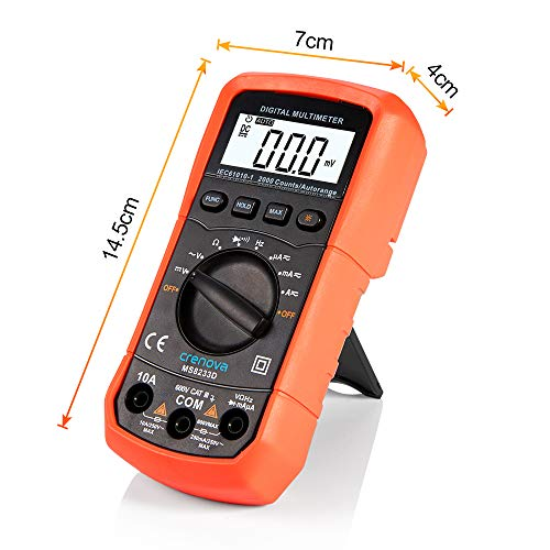 Crenova Digital Multimeter