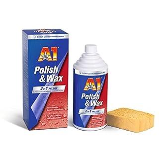 Dr. Wack - A1 Polish & Wax, 500 ml (#2750) - vom Hersteller eingestellt