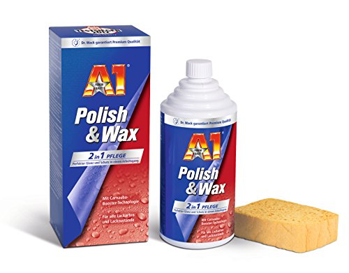 Dr. Wack - A1 Polish & Wax, 500 ml (#2750)