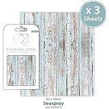 Craft consorcio papel para Decoupage, diseño de Premium–Seaspray