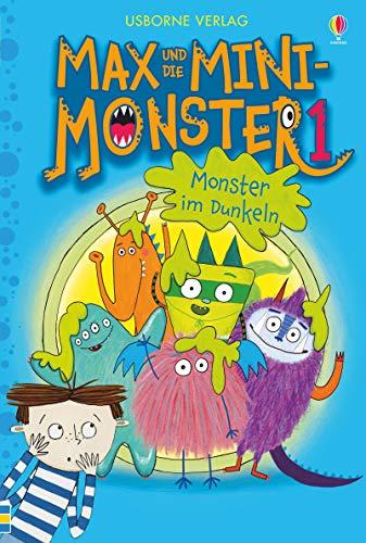 Max und die Mini-Monster: Monster im Dunkeln (Bd. 1)