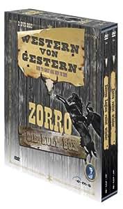 Western von gestern - Zorrro: Die Kult Box (2 DVDs)