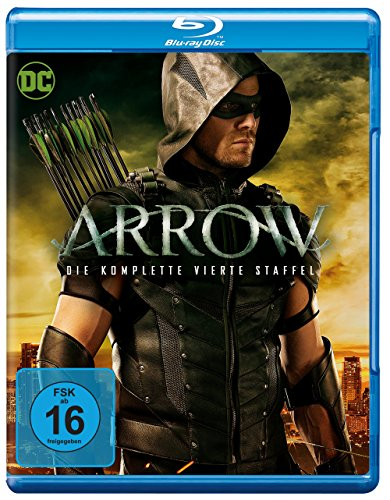 Arrow – Staffel 4 [Blu-ray]
