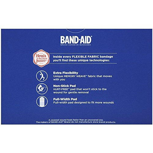 band-aid-flexible-fabric-adhesive-bandage-100-per-box-by-band-aid