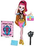 Monster High - Scare Mester - Gigi Grant Daughter of the Geni - Deluxe Fashion Doll with Accesories