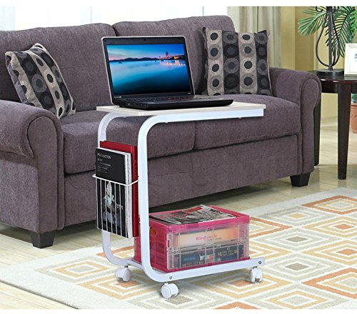 Lifestyle-You™ Portable Laptop Desk Coffee Table Kitchen Food Holder Living...