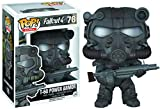 Funko Fallout 4 Pop! Games Vinyl Figure T-60 Power Armor 9 cm Mini Figures